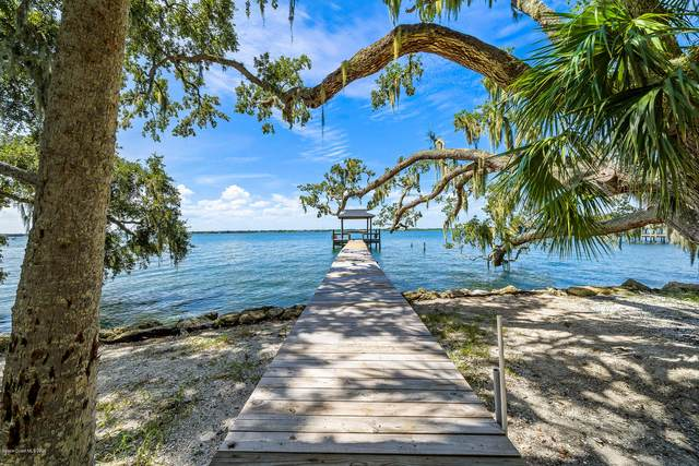 8705 S Tropical Trail S, Merritt Island, FL 32952 (MLS #886234) :: Blue Marlin Real Estate