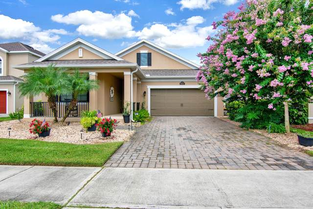 8602 Strom Park Drive, Melbourne, FL 32940 (MLS #886242) :: Blue Marlin Real Estate