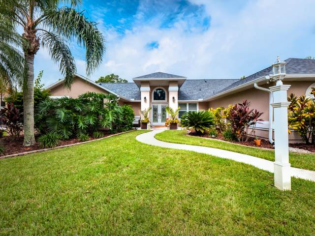 4074 Mallard Drive, Melbourne, FL 32934 (MLS #886266) :: Blue Marlin Real Estate