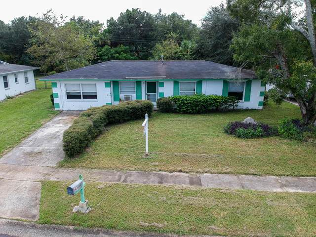 1195 Pine Valley Lane, Titusville, FL 32780 (MLS #886274) :: Blue Marlin Real Estate