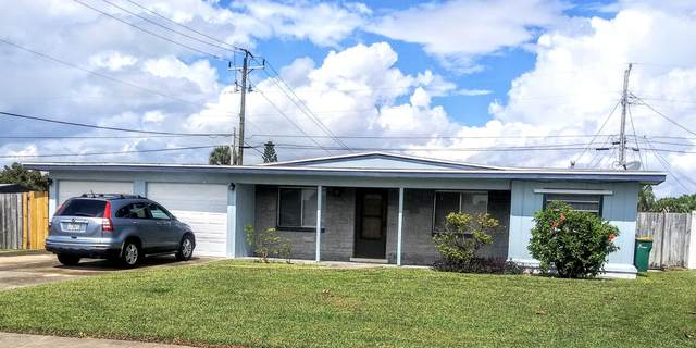 390 Needle Boulevard, Merritt Island, FL 32953 (MLS #886280) :: Blue Marlin Real Estate