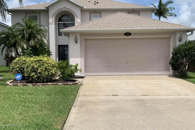 3876 La Flor Drive, Rockledge, FL 32955 (MLS #886288) :: Blue Marlin Real Estate