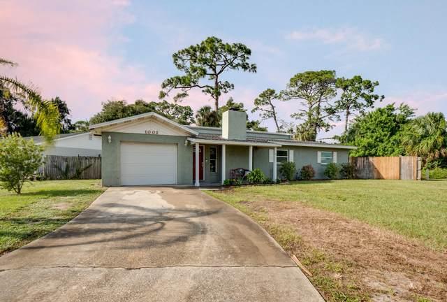 1002 Hayden Road, Rockledge, FL 32955 (MLS #886300) :: Blue Marlin Real Estate