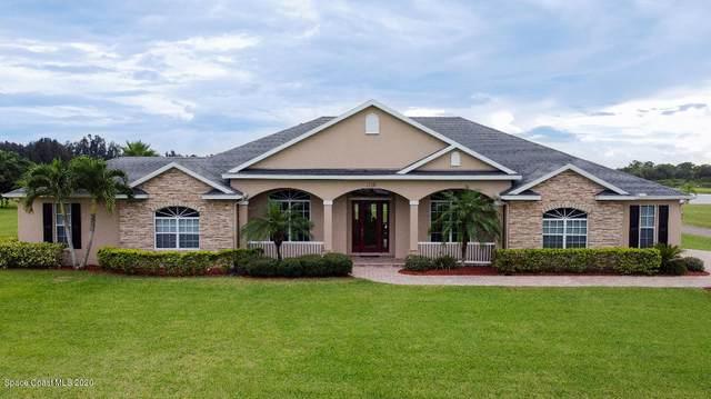 1935 Chase Hammock Road, Merritt Island, FL 32953 (MLS #886313) :: Blue Marlin Real Estate