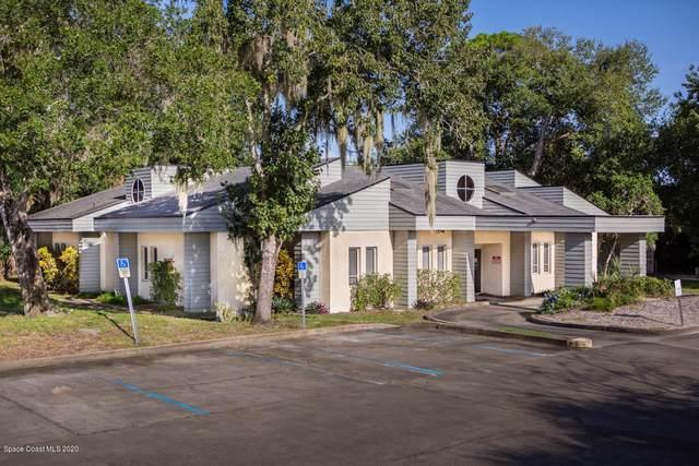 851 N Washington Avenue, Titusville, FL 32796 (MLS #886322) :: Premium Properties Real Estate Services