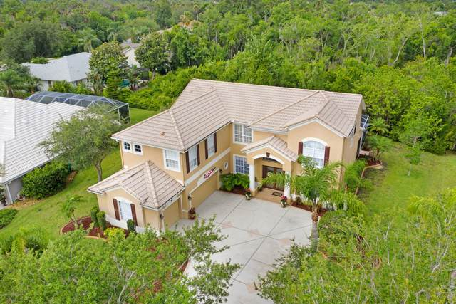 250 Baytree Drive, Melbourne, FL 32940 (MLS #886325) :: Coldwell Banker Realty