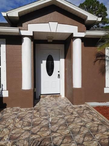 1919 SE Thomasville Avenue SE, Palm Bay, FL 32909 (MLS #886337) :: Premier Home Experts