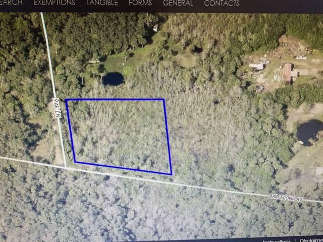 O No Assigned, Cocoa, FL 32926 (MLS #886353) :: Blue Marlin Real Estate
