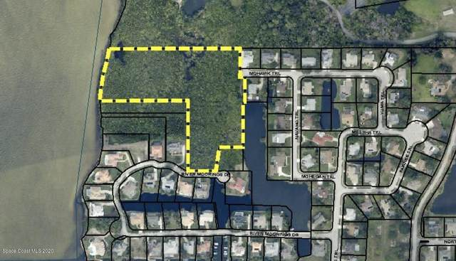 000 River Moorings Drive, Merritt Island, FL 32953 (MLS #886360) :: Premium Properties Real Estate Services