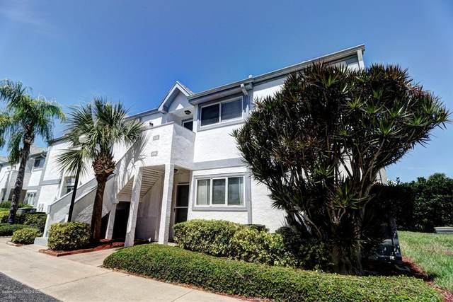 522 Beach Park Lane #220, Cape Canaveral, FL 32920 (MLS #886363) :: Blue Marlin Real Estate