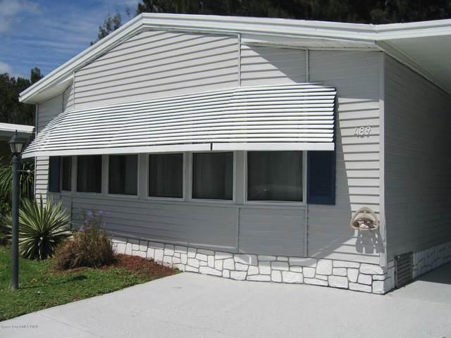 489 Papaya Circle, Barefoot Bay, FL 32976 (MLS #886375) :: Coldwell Banker Realty