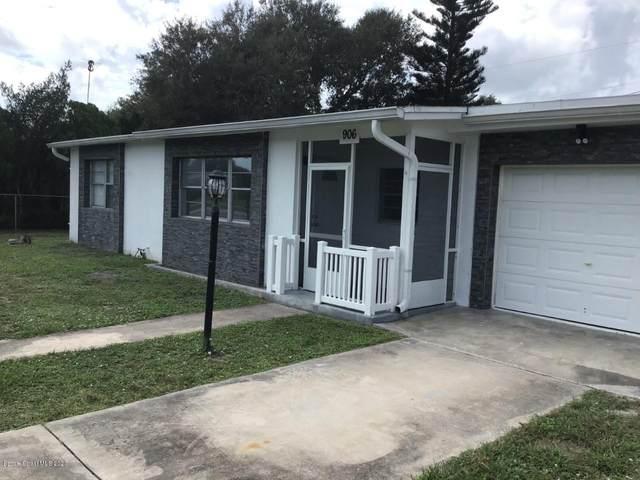 906 Bianca Drive NE, Palm Bay, FL 32905 (MLS #886376) :: Coldwell Banker Realty