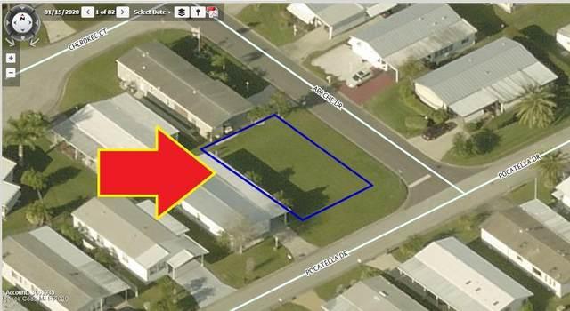 1105 Pocatella Drive, Barefoot Bay, FL 32976 (MLS #886379) :: Premium Properties Real Estate Services