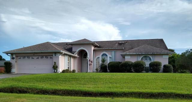 384 Humbert Street NE, Palm Bay, FL 32907 (MLS #886390) :: Blue Marlin Real Estate