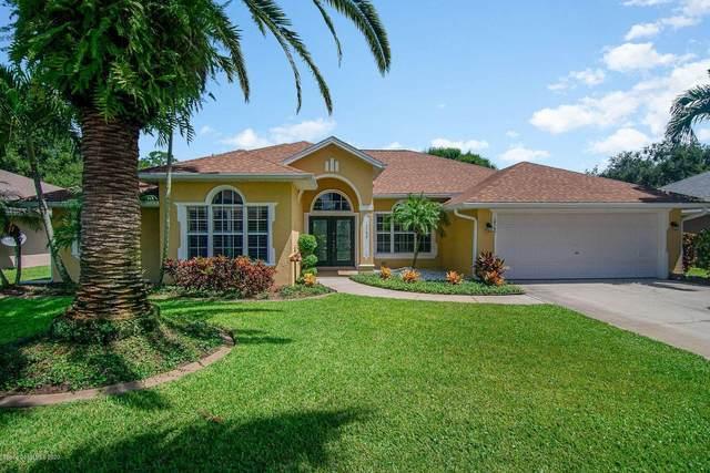 3769 Sunward Drive, Merritt Island, FL 32953 (MLS #886401) :: Blue Marlin Real Estate