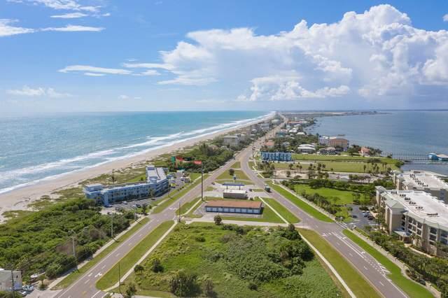 2031 S Unknown Avenue, Cocoa Beach, FL 32931 (MLS #886405) :: Premium Properties Real Estate Services