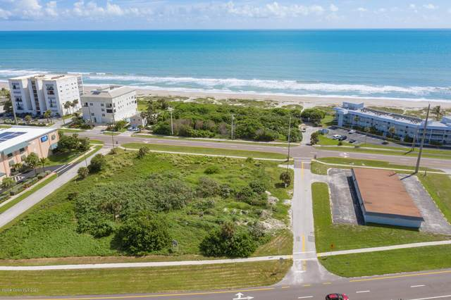 2060 S Atlantic Avenue, Cocoa Beach, FL 32931 (MLS #886407) :: Premium Properties Real Estate Services