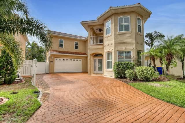 1340 Gem Circle #21, Rockledge, FL 32955 (MLS #886412) :: Blue Marlin Real Estate