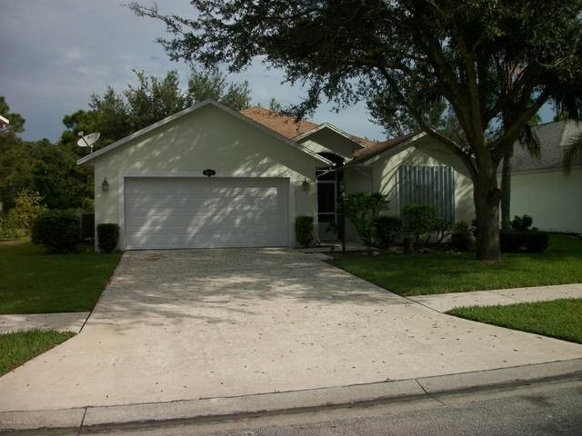 828 Tavernier Circle NE, Palm Bay, FL 32905 (MLS #886416) :: Engel & Voelkers Melbourne Central