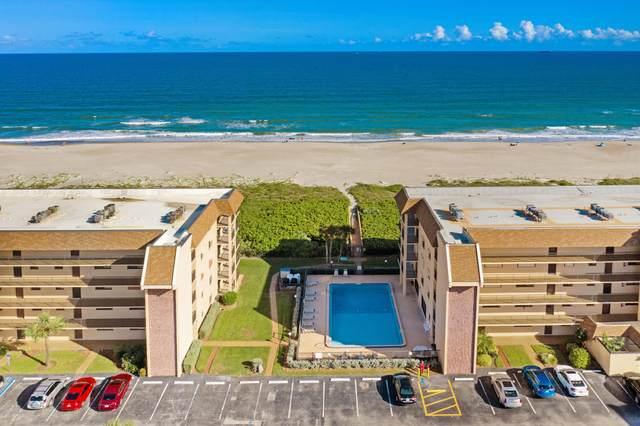 8496 Ridgewood Avenue #3501, Cape Canaveral, FL 32920 (MLS #886432) :: Blue Marlin Real Estate