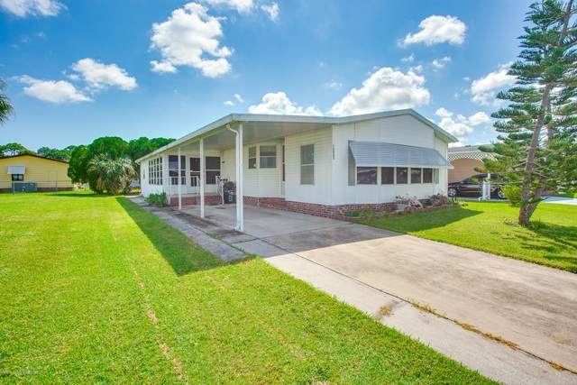 1925 Big Cypress Street NE, Palm Bay, FL 32905 (MLS #886438) :: Blue Marlin Real Estate