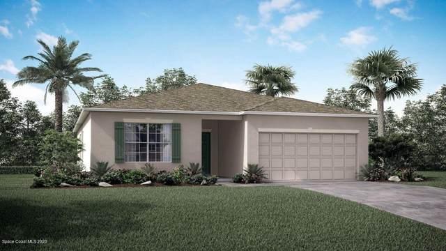 987 Mermaid Avenue SE, Palm Bay, FL 32909 (MLS #886439) :: Premier Home Experts