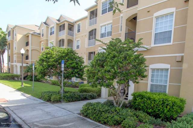 1576 Peregrine Circle #109, Rockledge, FL 32955 (MLS #886446) :: Engel & Voelkers Melbourne Central