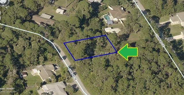 1755 Sand Road SE, Palm Bay, FL 32909 (MLS #886447) :: Premium Properties Real Estate Services