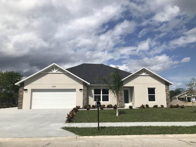 4383 Prentice Lane, Mims, FL 32754 (MLS #886459) :: Blue Marlin Real Estate
