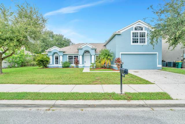 1052 Jan's Place, Melbourne, FL 32940 (MLS #886461) :: Coldwell Banker Realty