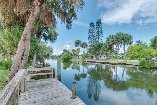 308 S Second Street S, Cocoa Beach, FL 32931 (MLS #886487) :: Blue Marlin Real Estate