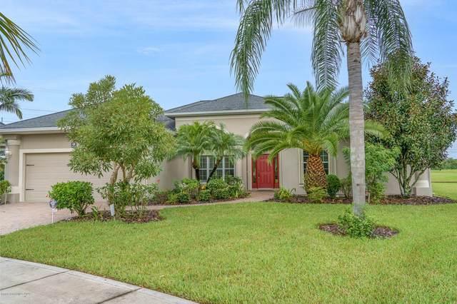 3634 Gurrero Drive, Melbourne, FL 32940 (MLS #886489) :: Premium Properties Real Estate Services