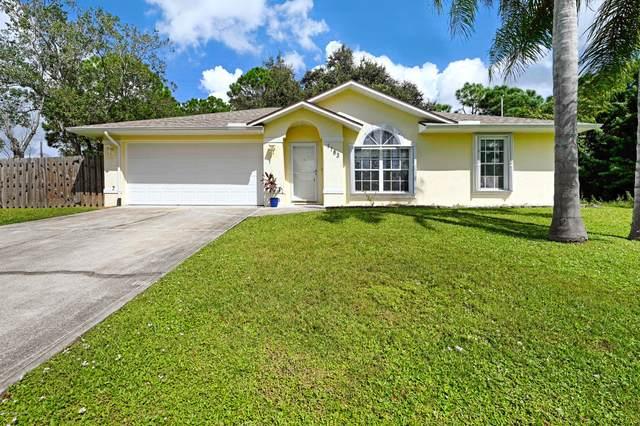 1183 Homer Street NW, Palm Bay, FL 32907 (MLS #886503) :: Blue Marlin Real Estate