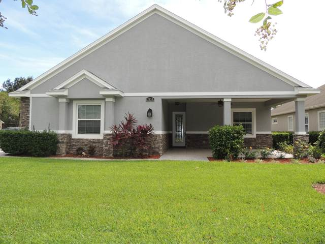 3659 Oakhill Drive, Titusville, FL 32780 (MLS #886538) :: Premium Properties Real Estate Services