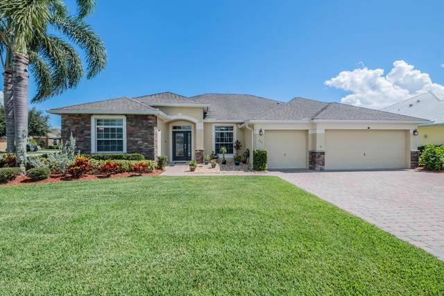 151 Grouper Circle SE, Palm Bay, FL 32909 (MLS #886544) :: Premium Properties Real Estate Services