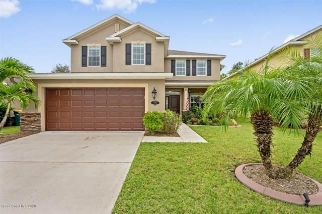 4053 Palladian Way, Melbourne, FL 32904 (MLS #886612) :: Blue Marlin Real Estate