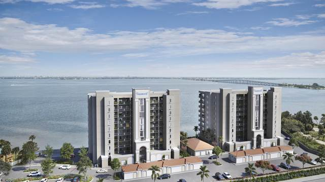 1435 S Harbor City Boulevard #1001, Melbourne, FL 32937 (MLS #886628) :: Premium Properties Real Estate Services