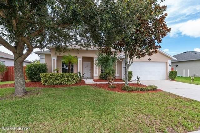 1162 Morgan Circle NE, Palm Bay, FL 32905 (MLS #886638) :: Blue Marlin Real Estate