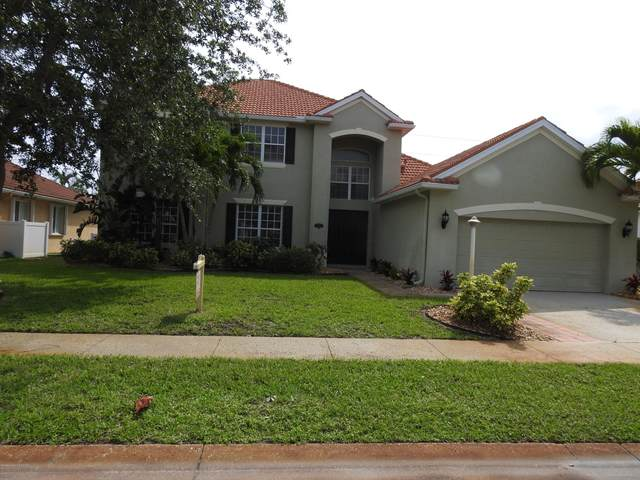 3519 Poseidon Way, Melbourne, FL 32903 (MLS #886658) :: Coldwell Banker Realty