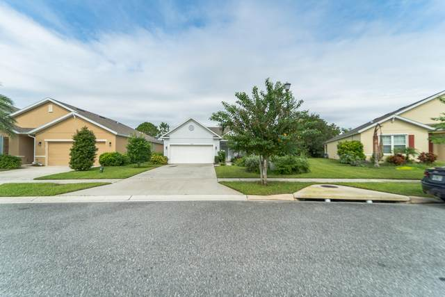 5678 Yearling Drive, Titusville, FL 32780 (MLS #886675) :: Blue Marlin Real Estate