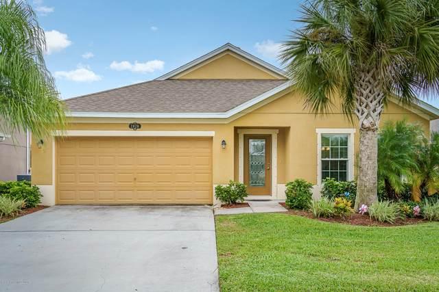 2020 Snapdragon Drive NW, Palm Bay, FL 32907 (MLS #886677) :: Blue Marlin Real Estate