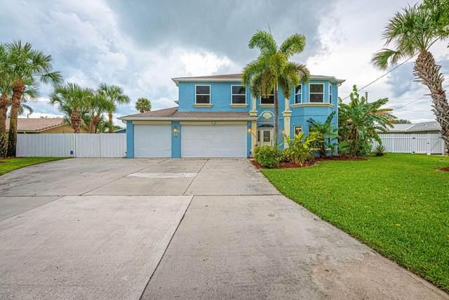 136 Bahama Boulevard, Cocoa Beach, FL 32931 (MLS #886682) :: Premium Properties Real Estate Services