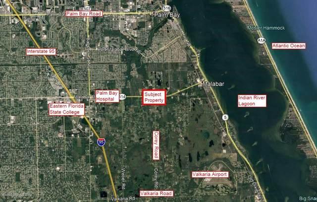0 Malabar Road, Malabar, FL 32950 (MLS #886684) :: Premium Properties Real Estate Services