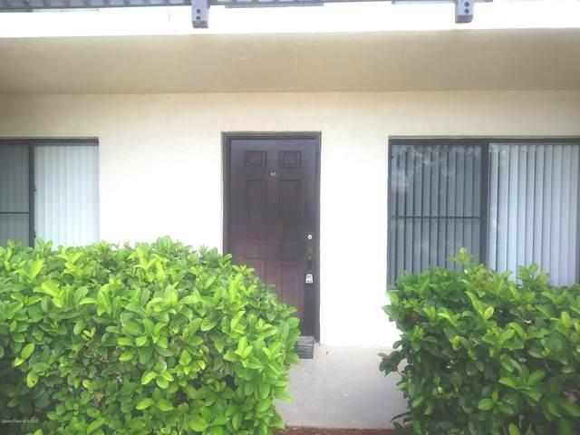 1515 Huntington Lane #413, Rockledge, FL 32955 (MLS #886760) :: Coldwell Banker Realty