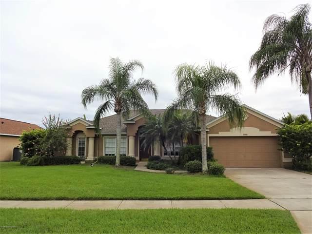 1006 Sabal Grove Drive, Rockledge, FL 32955 (MLS #886775) :: Blue Marlin Real Estate