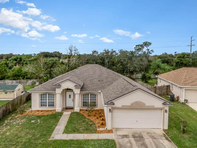 945 Cypress Court, Titusville, FL 32780 (MLS #886776) :: Coldwell Banker Realty