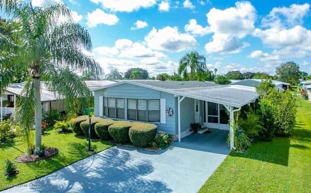 925 Dogwood Drive, Barefoot Bay, FL 32976 (MLS #886797) :: Premium Properties Real Estate Services