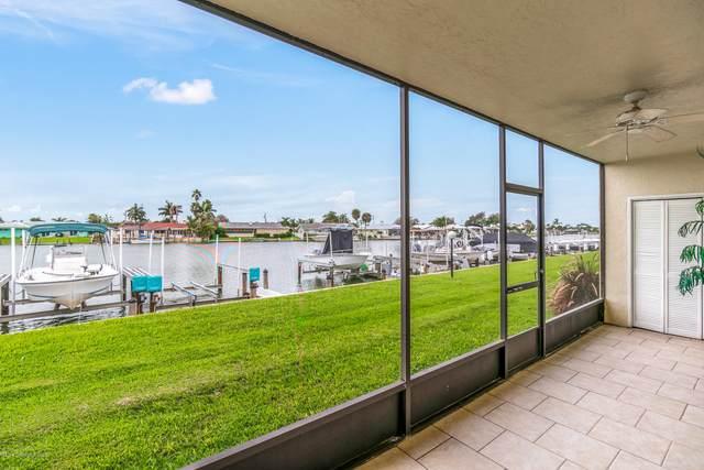 325 S Banana River Boulevard #506, Cocoa Beach, FL 32931 (MLS #886798) :: Premium Properties Real Estate Services