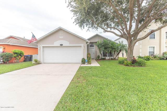 1258 Macon Drive, Titusville, FL 32780 (MLS #886803) :: Premium Properties Real Estate Services