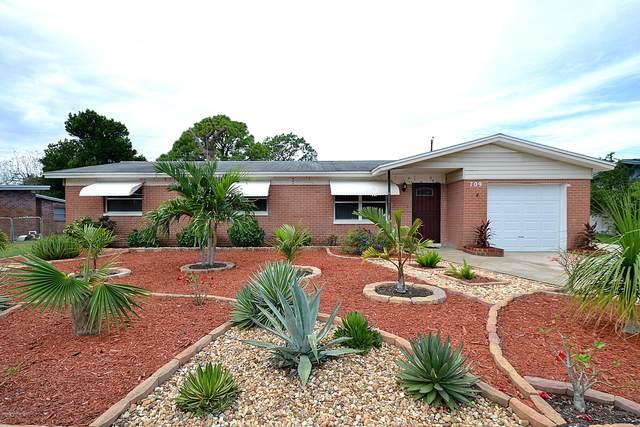 709 Thomas Avenue, Cocoa, FL 32922 (MLS #886813) :: Blue Marlin Real Estate